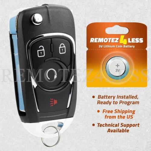 Remote For 2013 2014 2015 2016 Buick Encore Keyless Entry Car Key Fob