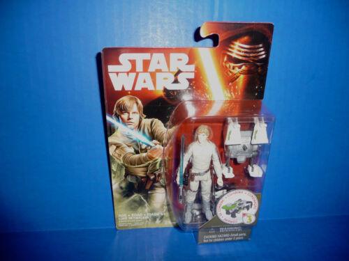 Star Wars The Force Awakens Luke Skywalker Figure New!