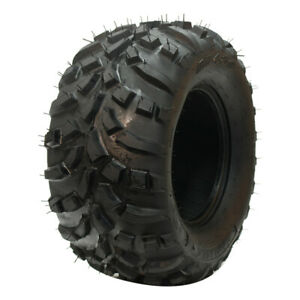1 New Carlisle At489-22x11-10 Tires 221110 22 11 10
