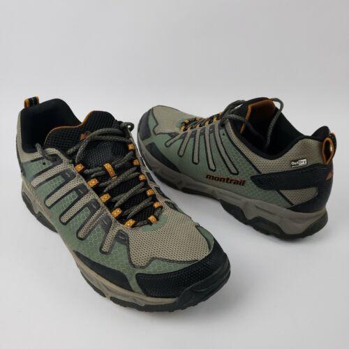 Men's Montrail Hiking Mountaineering Boots Waterpr