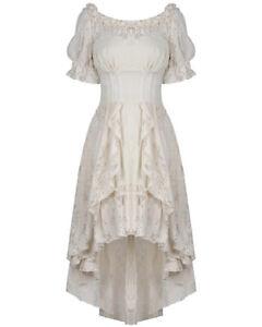 Vintage black velvet off the shoulder mini dress with white embroidered lace trim