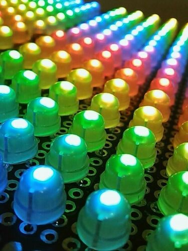 25St 5V WS2811 adressierbare F5 5mm RGB LED Neopixel ähnlich WS2812B