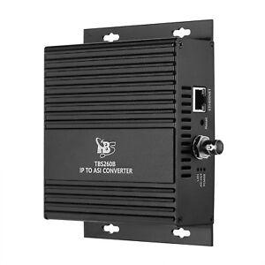 tbs260b-DVB-A-ASI-Convertitore-per-MEDIA-SUPPORTA-UDP-RTP-unicast-Multicast-Mode