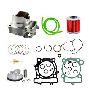 Cylindre-Piston-Complet-Pour-Kawasaki-KXF250-2004-2008