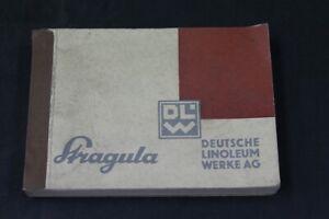 Age-Print-Advertising-Catalog-Stragula-German-Linoleum-Werke-Ag-Vintage