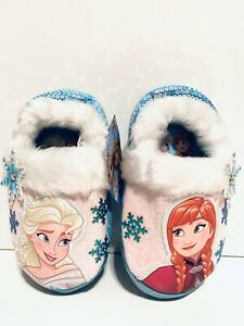 Schoenen Girls Toddler Disney Frozen Snowflake Anna Elsa