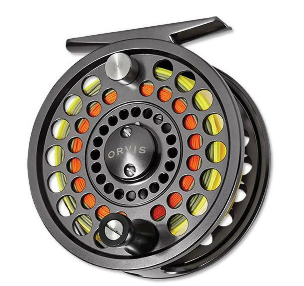 Orvis Battenkill  Disc Fly Reel IV  presenting all the latest high street fashion
