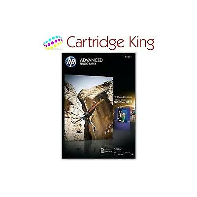 HP Advanced A3 Glossy 20 sheets FSC Photo Paper