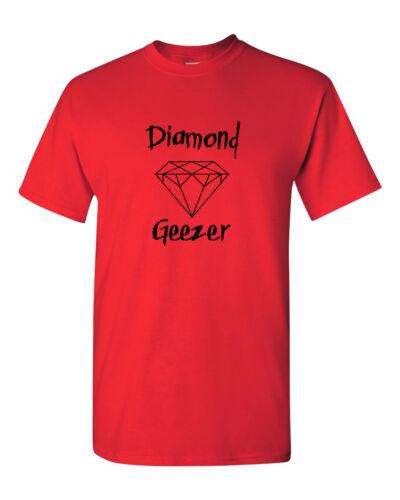 Diamond Geezer T Shirt Xmas Fathers Day Valentine Friend Birthday