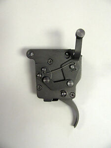 Details about Jewell Trigger - Remington 700 / 40X - Left Hand Safety w/  Bolt Release Lever