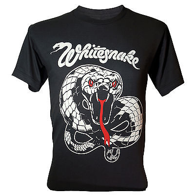 NEW WHITESNAKE LOVEHUNTER logo  T-SHIRTs S-5XL MAN WOMAN