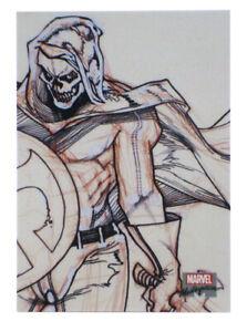 2018-Upper-Deck-Marvel-Masterpieces-Taskmaster-Bianchi-Preliminary-Art-Card-PA31