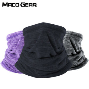 Soft-Fleece-Neck-Warmer-Gaiter-Face-Mask-Men-Cold-Weather-Winter-Outdoor-Beanie
