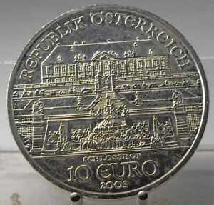 10-Euro-2003-Schloss-Hof-PP-Silber-925