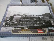 Lokarchiv Dampfloks 146 Baureihe 12.0 Dzugs Lok Reihe 214 der BBÖ 1928