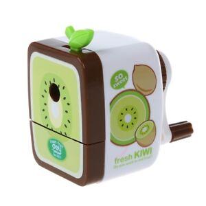 Obst-Zufallsmustermodelle-Anspitzer-Mit-Handkurbel-Manuelles-Desktop-Schule-Brie