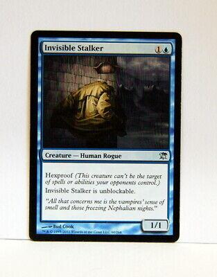 Invisible Stalker ~ Innistrad Magic MTG Excellent+