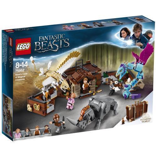 grande vendita LEGO LEGO LEGO ANIMALI FANTASTICI 75952 LA VALIGIA DELLE CREATURE MAGICHE DI nuovoT   NUOVO  a buon mercato