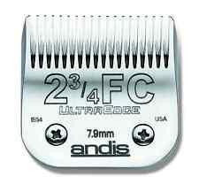 "Andis UltraEdge 2 3/4 Clipper Blade # 63165  5/16"" 7.9mm"