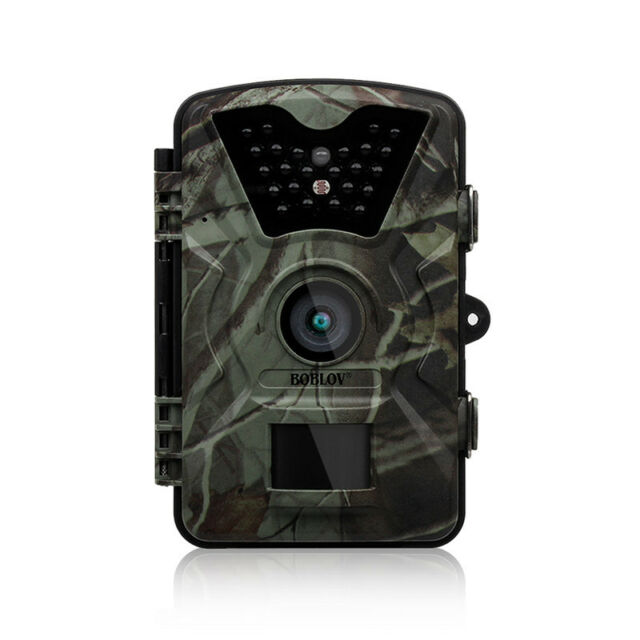 12MP 1080P Hunting Camera Trail Scouting Wildlife Night Vision LED Infrared PIR