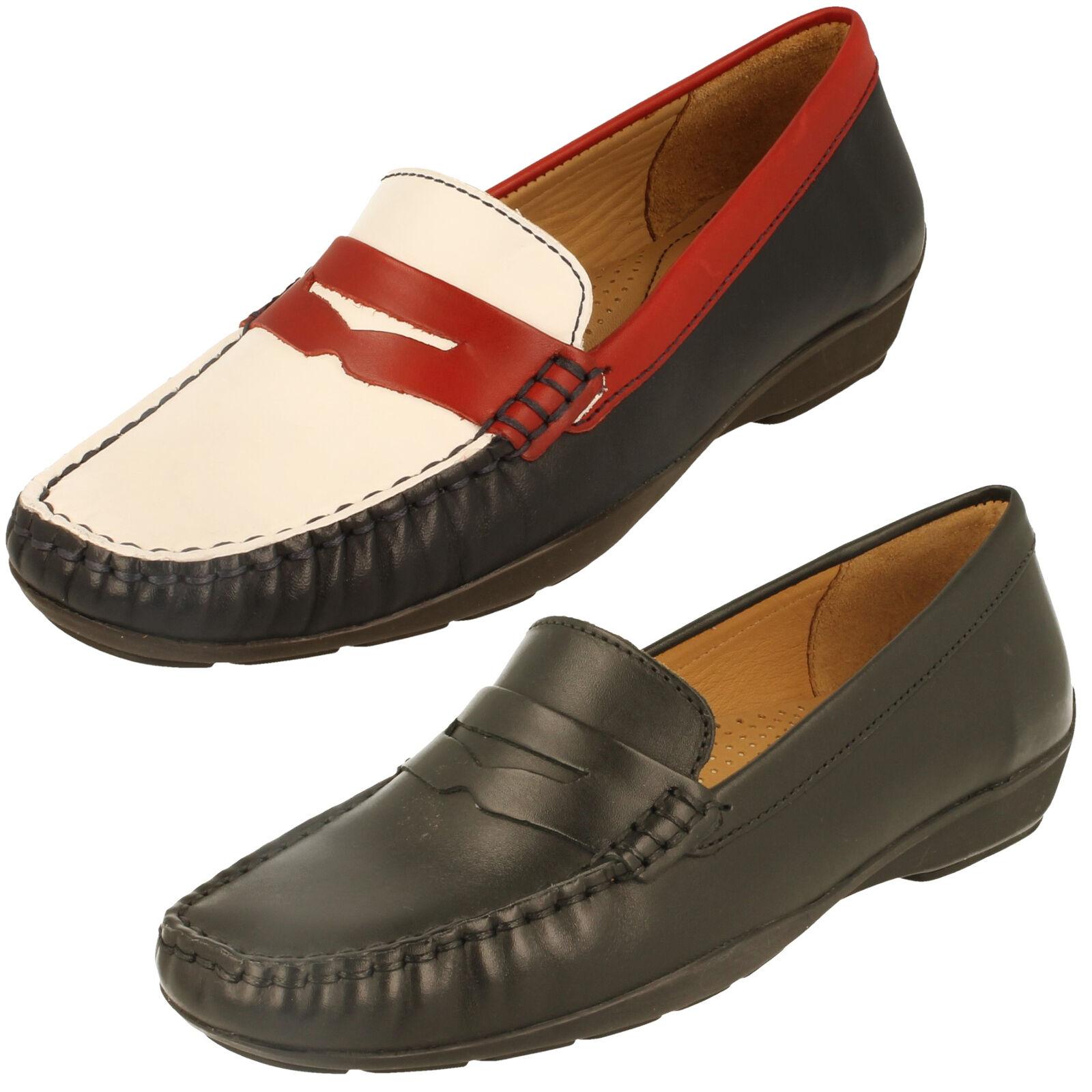 Ladies Globo shoes - Aslockton