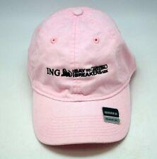 ING Bay to Breakers 12K Run Jog Women's Golf Reebok Pink Hat Cap Adjustable G R9