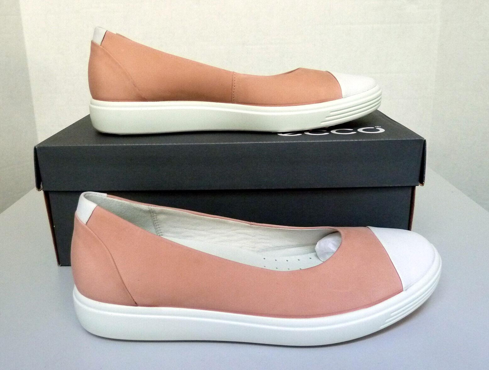 Women`s ECCO Soft 7 Ballerina Flat Slip