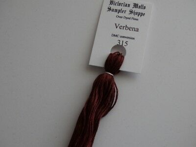 DMC none 20yards Over-dyed embroidery floss Highland Heather