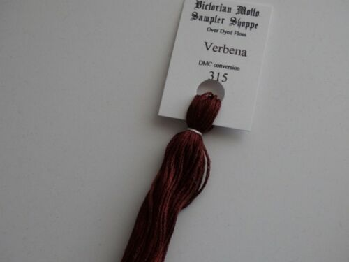 DMC 315  20yards Verbena Over-dyed embroidery floss