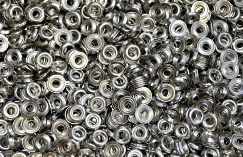 Schrauben 100 Stk Nr.3,9//10v Rosetten für Linsen+Senkkopfschrauben 3,9 x 10mm