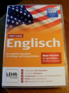Sprachkurs: First Class - Englisch .... - LK Gifhorn, Deutschland - Sprachkurs: First Class - Englisch .... - LK Gifhorn, Deutschland