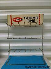 COSOM SHEER PINS ADVERTISING DISPLAY