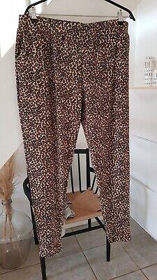 Leopard   DBA billige bukser til kvinder