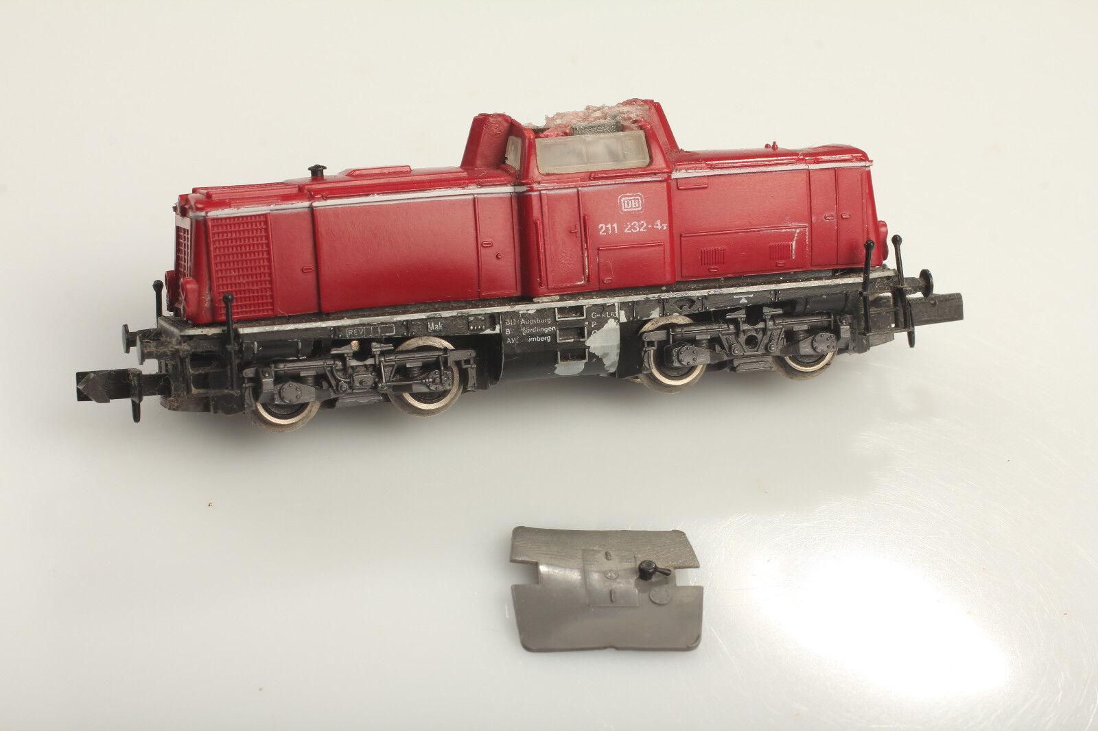 Arnold Rumpelstiltskin N 211 232-4 Läuft Even with Light - Dirt Lumber