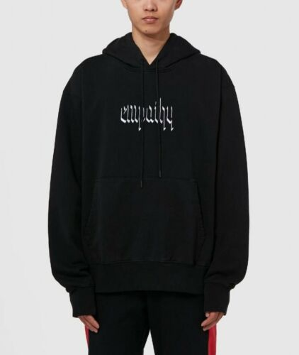 Resort Corps Empathy Embroidered Hoodie Black Size