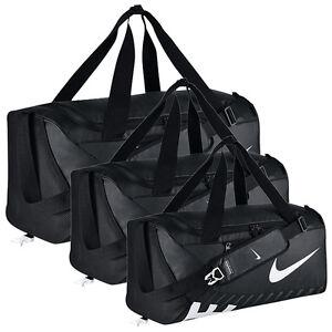 4f523daf26f04 Das Bild wird geladen Sporttasche-NIKE-Alpha-Adapt-Teambag-Crossbody-schwarz -S-M-