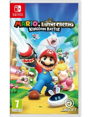 Mario + The Lapins Crétins™ Kingdom Battle - Occasion -