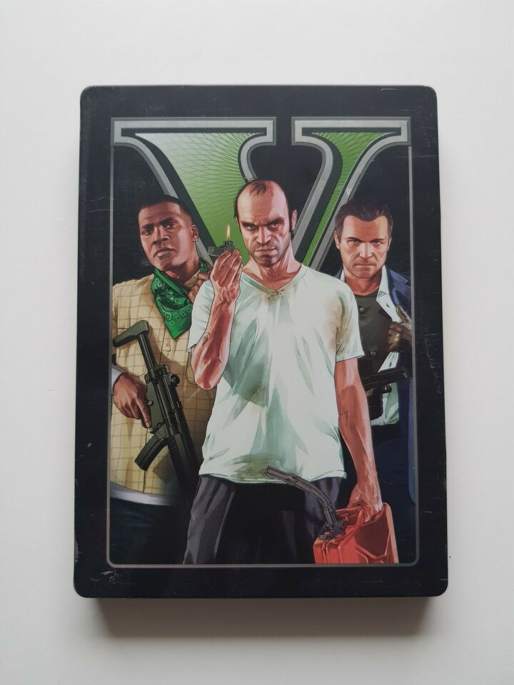 Grand Theft Auto V, Xbox 360