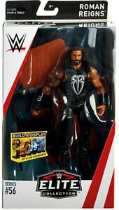 WWE-FMG40-Roman-Reigns-Collection-Action-Figure-Wrestling-toy-56-NEW-BOXED