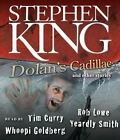 Dolan's Cadillac : And Other Stories by Stephen King (2009, CD, Unabridged)