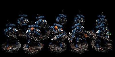 Commission service Warhammer 40k Shadowspear Vanguard space marines