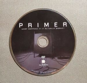 PRIMER   (DVD)  Rare      Disc Only, No Artwork     LIKE NEW