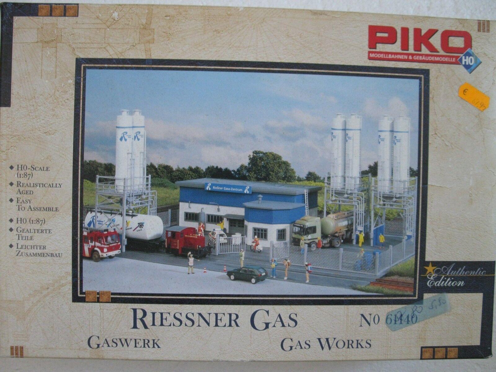 Piko 61140 Riessner Gaswerk 1 87 H0  | Deutschland