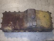 Caterpillar Cat 3204 Diesel Engine Oil Pan 4n6566 943 Track Loader 4n0206