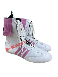 Boxing Shoes Made of Mesh And Leather