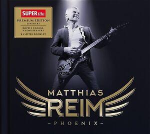 MATTHIAS-REIM-PHOENIX-PREMIUM-EDITION-2-CD-NEU