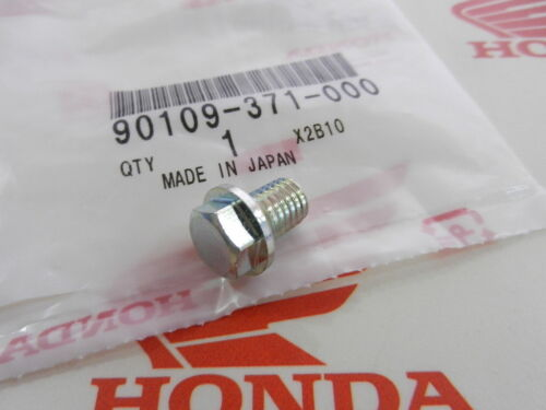 Honda CB 900 C Schraube Dichtung Dichtschraube 8mm Original neu