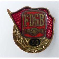 Abzeichen: FDGB Auszeichnung für langjährige Mitgliedschaft 50 Jahre