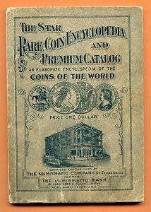 Vintage-034-The-Star-034-Rare-Coin-Book-1927-Issue-7-034-x-5-034-x-1-4-034