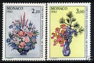 MONACO-TIMBRES-1448-1449-NEUF-XX-LUXE